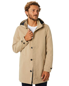 SANDSTONE MENS CLOTHING ACADEMY BRAND JACKETS - 19W210SAND