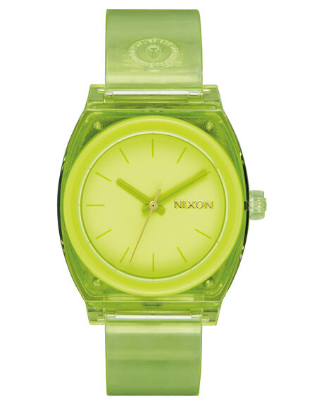 LIME WOMENS ACCESSORIES NIXON WATCHES - A1215-536-00LIME