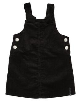 BLACK KIDS GIRLS RIP CURL DRESSES + PLAYSUITS - FDRAV10090