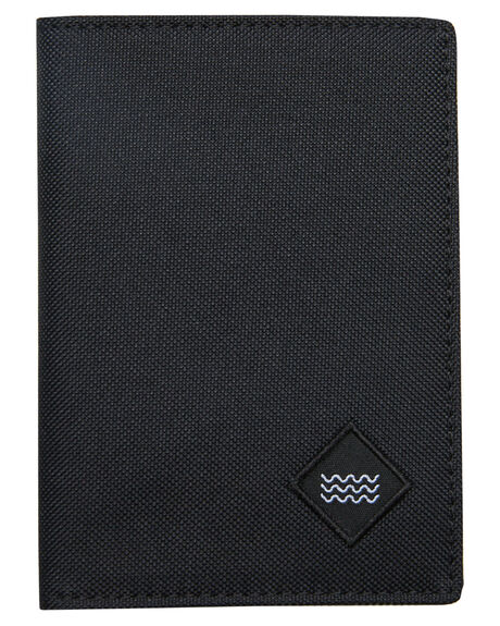 BLACK MENS ACCESSORIES SWELL WALLETS - S51841581BLK
