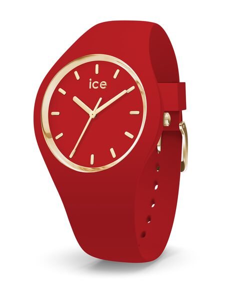 RED WOMENS ACCESSORIES ICE WATCH WATCHES - 016263