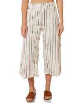 MULTI WOMENS CLOTHING BILLABONG PANTS - 6595401MUL