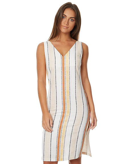 MULTI WOMENS CLOTHING MINKPINK DRESSES - MB1609451MULTI