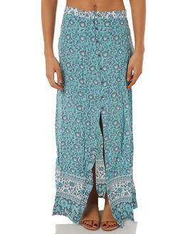 NIGHT MEADOW WOMENS CLOTHING O'NEILL SKIRTS - 4422405NIG