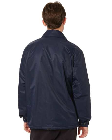 WASHED NAVY OUTLET MENS THRILLS JACKETS - TA21-205EWNVY