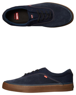 INDIGO MENS FOOTWEAR GLOBE SKATE SHOES - GBSPROUT-13096