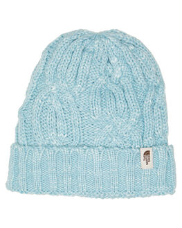 WINDMILL BLUE KIDS GIRLS THE NORTH FACE HEADWEAR - NF0A4A9CRT5WNDBL