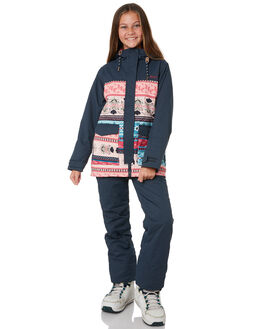 BLUE NIGHTS BOARDSPORTS SNOW ROJO GIRLS - W19RGOP6003BNI