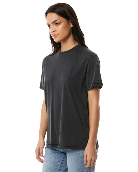 OFF BLACK WOMENS CLOTHING BILLABONG TEES - 6586134OFB