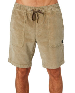 LIGHT KHAKI MENS CLOTHING BILLABONG SHORTS - 9571732LKHA