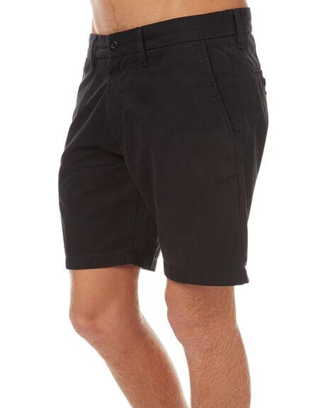 BLACK MENS CLOTHING CARHARTT SHORTS - I021730-89-GDBLK