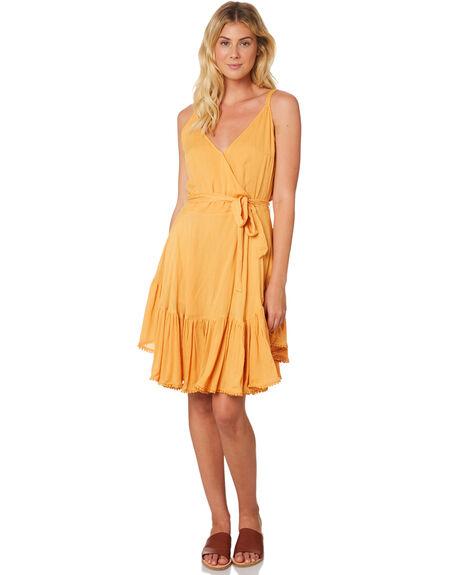 GOLD WOMENS CLOTHING JORGE DRESSES - 8320088GLD