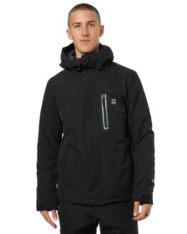 BLACK SNOW OUTERWEAR BILLABONG JACKETS - F6JM03BLK