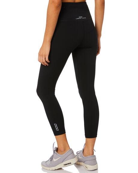 BLACK WOMENS CLOTHING LORNA JANE ACTIVEWEAR - LB0235BLK