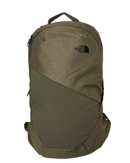 TAUPE GREEN HEATHER WOMENS ACCESSORIES THE NORTH FACE BAGS + BACKPACKS - NF0A3KY9F08TPGRN