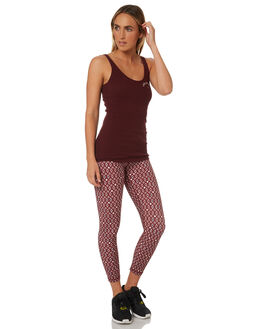 MAROON MARLE WOMENS CLOTHING THE UPSIDE ACTIVEWEAR - UPSW418064MAR