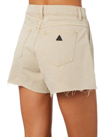 SANDY WOMENS CLOTHING A.BRAND SHORTS - 715884530