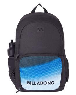 BLACK BLUE MENS ACCESSORIES BILLABONG BAGS + BACKPACKS - 9695010ABLKBU