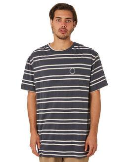 NAVY BEIGE MENS CLOTHING RPM TEES - 8SMT01CNAVY