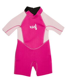 PINK ROSE QUARTZ BOARDSPORTS SURF XCEL TODDLER GIRLS - TN011017PRQ