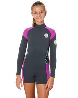 PURPLE BOARDSPORTS SURF RIP CURL GIRLS - WSP8DJ0037