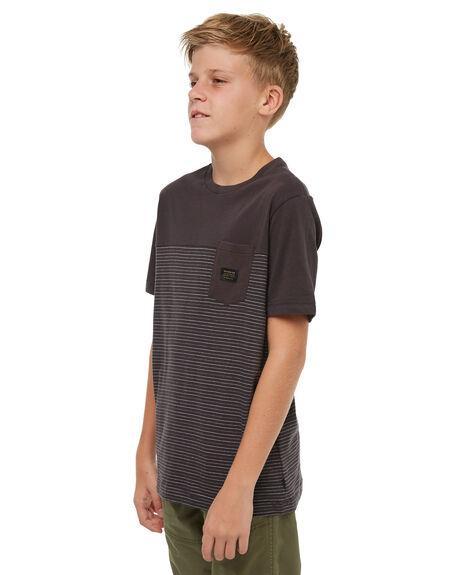 TARMAC KIDS BOYS QUIKSILVER TEES - EQBKT03173KTA0