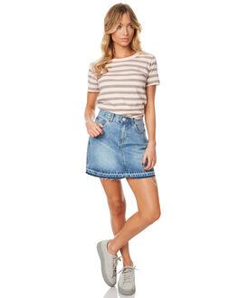 90210 WOMENS CLOTHING ZIGGY SKIRTS - ZW-130190210