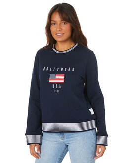 NAVY WOMENS CLOTHING ALL ABOUT EVE JUMPERS - 6453054NAVY