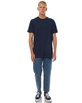ACID DARK BLUE MENS CLOTHING DR DENIM JEANS - 1630114-E36
