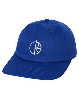 ROYAL BLUE MENS ACCESSORIES POLAR SKATE CO. HEADWEAR - PSC-STROKELOGORBLU
