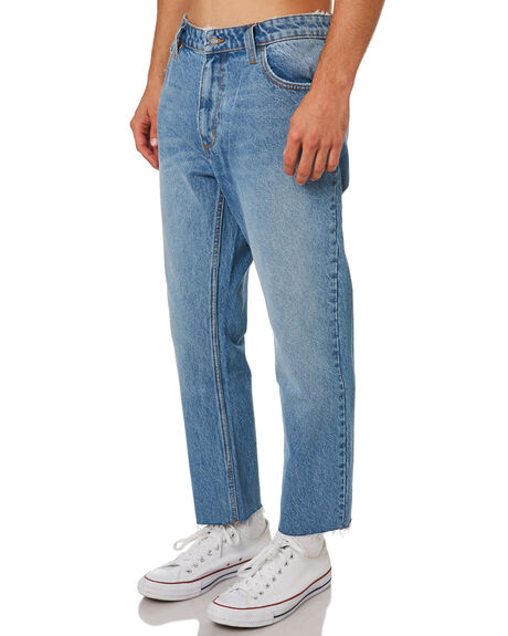 OLD GOLD INDIGO OUTLET MENS ROLLAS JEANS - 15463A3947