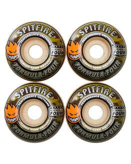 WHITE SKATE HARDWARE SPITFIRE  - CCLASS52WHT