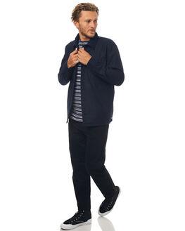 NAVY MENS CLOTHING SWELL JACKETS - S5171385NAVY