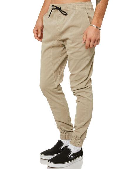 BROWN MENS CLOTHING ST GOLIATH PANTS - 4370016BRWN