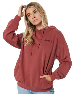 RUBY WINE WOMENS CLOTHING RUSTY JUMPERS - FTL0728RUW