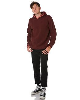 PLUM MENS CLOTHING HERSCHEL SUPPLY CO JUMPERS - 50045-00411PLUM