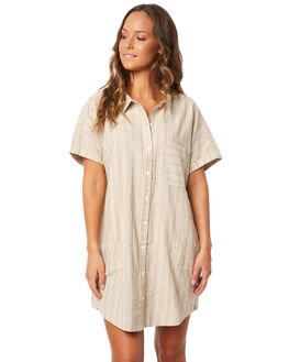SAND WOMENS CLOTHING RHYTHM DRESSES - JUL18W-DR05SAN