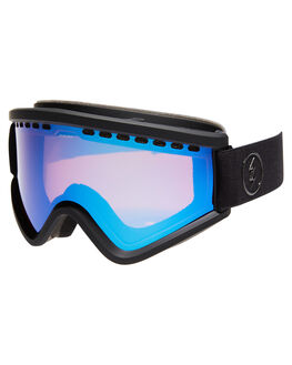 MATTE BLK BROSE BLU SNOW ACCESSORIES ELECTRIC GOGGLES - EG1316101BRBL