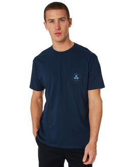 NAVY MENS CLOTHING CHANNEL ISLANDS TEES - 20466100106NVY