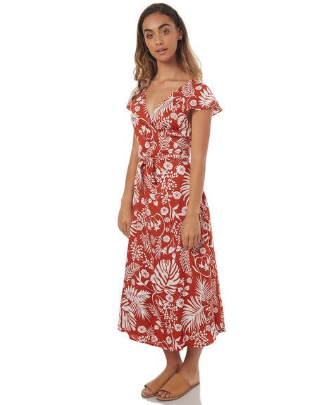 PAPAYA WOMENS CLOTHING ARNHEM DRESSES - 000124PAPA