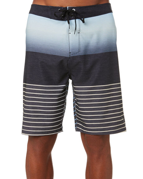 BLACK MENS CLOTHING HURLEY BOARDSHORTS - CJ5089010