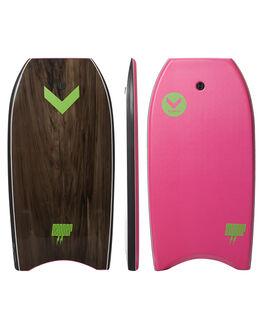 PINK MULTI BOARDSPORTS SURF HYDRO BODYBOARDS - ZB18-HYD-042PINKM