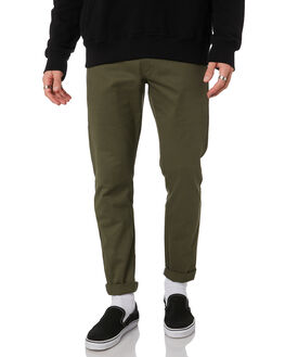 ARMY GREEN MENS CLOTHING DICKIES PANTS - WP801ARMY