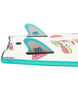 KIT GREY COOL BLUE BOARDSPORTS SURF CATCH SURF FINS - HPSAFETWNKGCB