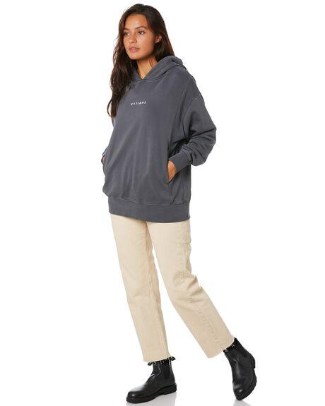 EBONY WOMENS CLOTHING THRILLS JUMPERS - WTW20-220BEBY