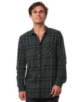 GREEN ACID MENS CLOTHING A.BRAND SHIRTS - 810743646