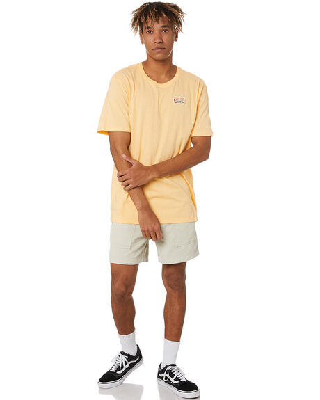 ORANGE CHALK MENS CLOTHING HURLEY TEES - MTSPGASG794