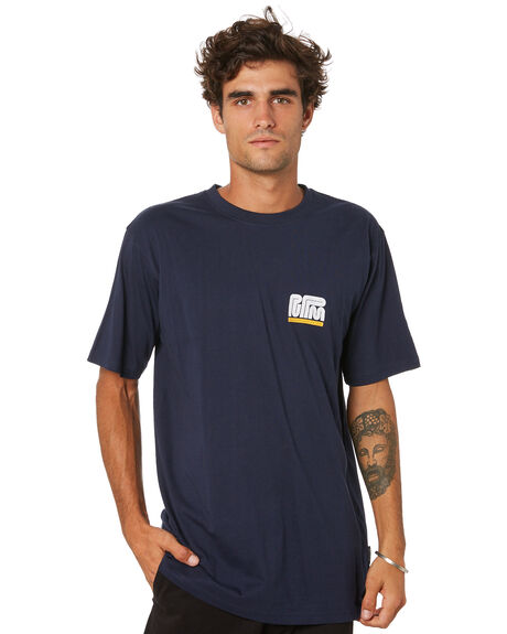 NAVY MENS CLOTHING RPM TEES - 21AM04ANVY