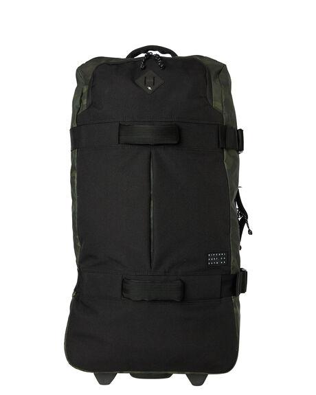 MILITARY GREEN MENS ACCESSORIES RIP CURL BAGS + BACKPACKS - BTRGG10854
