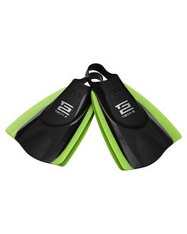 BLACK GREEN SURF BODYBOARDS HYDRO ACCESSORIES - TTWO-BLGBLKGR